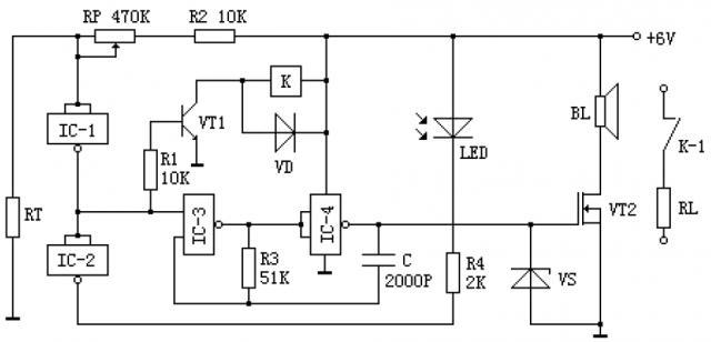 50个经典典型应用电路实例分析(一)