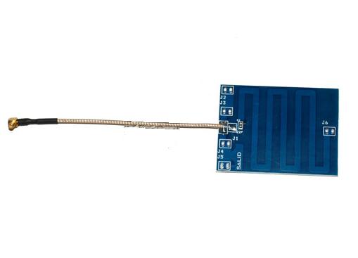 RFID系统至少包含电子标签和阅读器两部分。电子标签是射频识别系统的数据载体,电子标签由标签天线和标签专用芯片组成。依据电子标签供电方式的不同,电子标签可以分为有源电子标签(Active tag)、无源电子标签(Passive tag)和半无源电子标签(Semipassive tag)。有源电子标签内装有电池,无源射频标签没有内装电池,半无源电子标签(Semipassive tag)部分依靠电池工作。