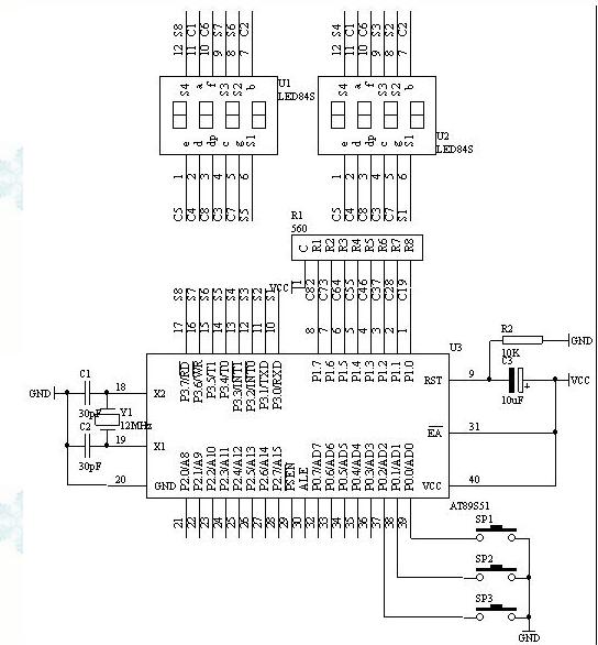 电路原理图 - circuit - 中国电子技术论坛 - 最好最