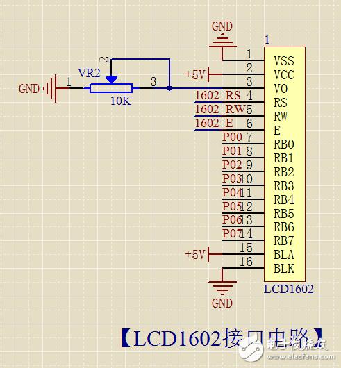 【基础操作】——基于51单片机的lcd1602基本操作【1】——【电子斗士