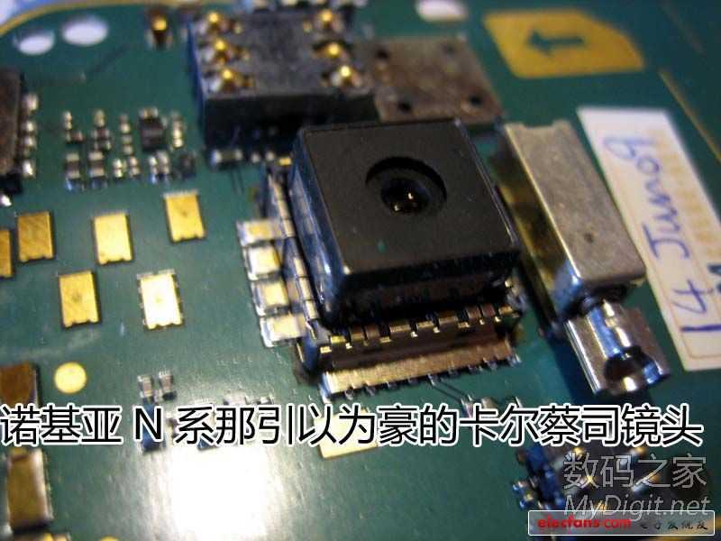 给nokia n79拆换摄像头,详细图解