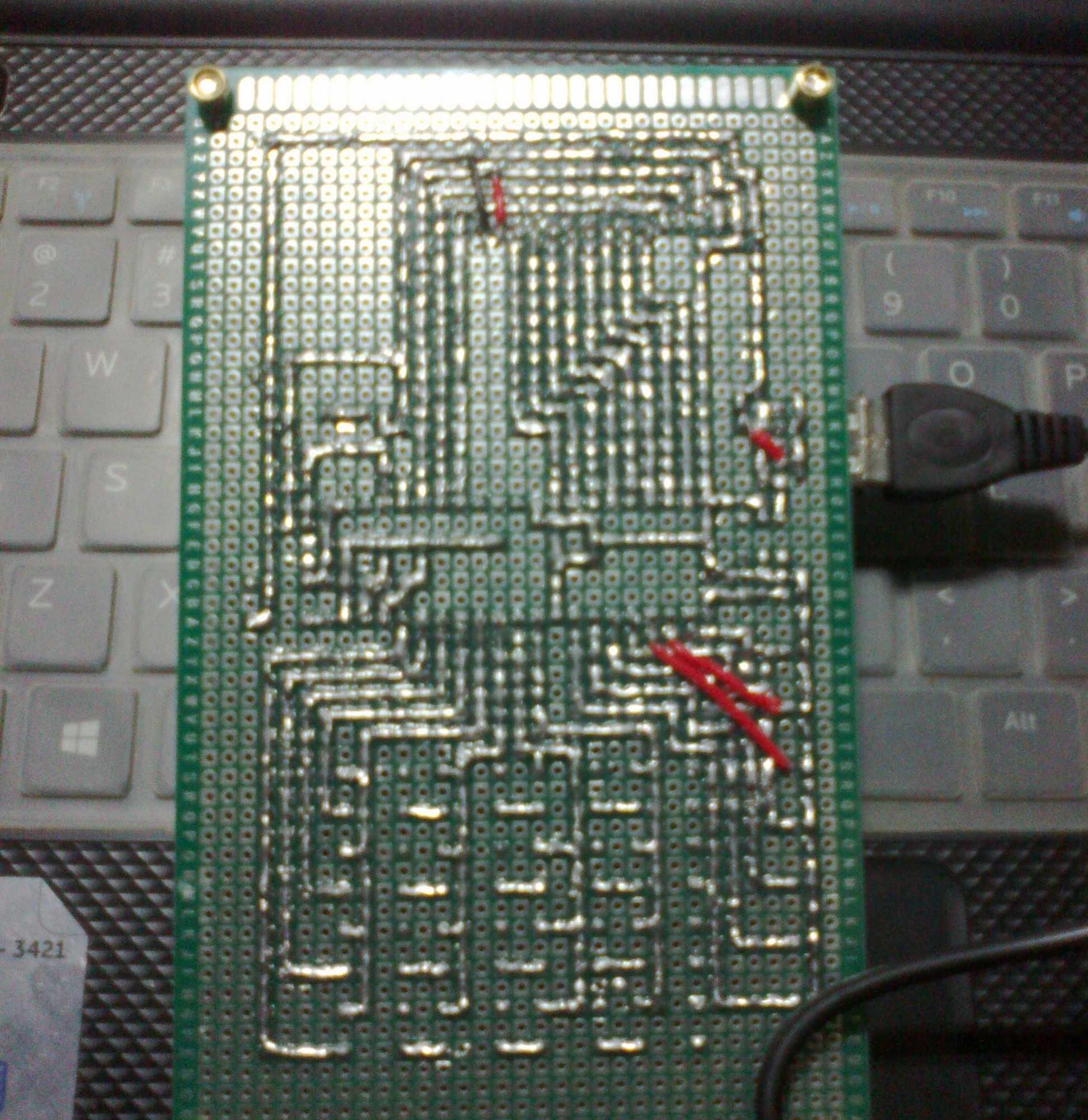 51单片机计算器设计