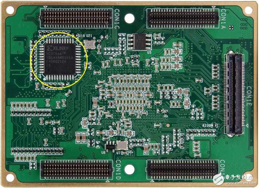 创龙最新发布tms320c6657开发板硬件说明