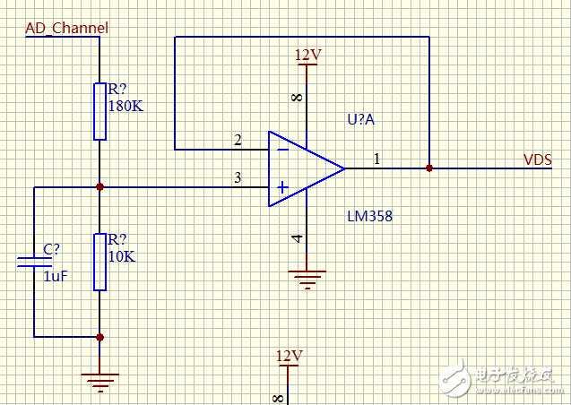 lm358电压跟随器 - 电路设计论坛 - 中国电子技术论坛