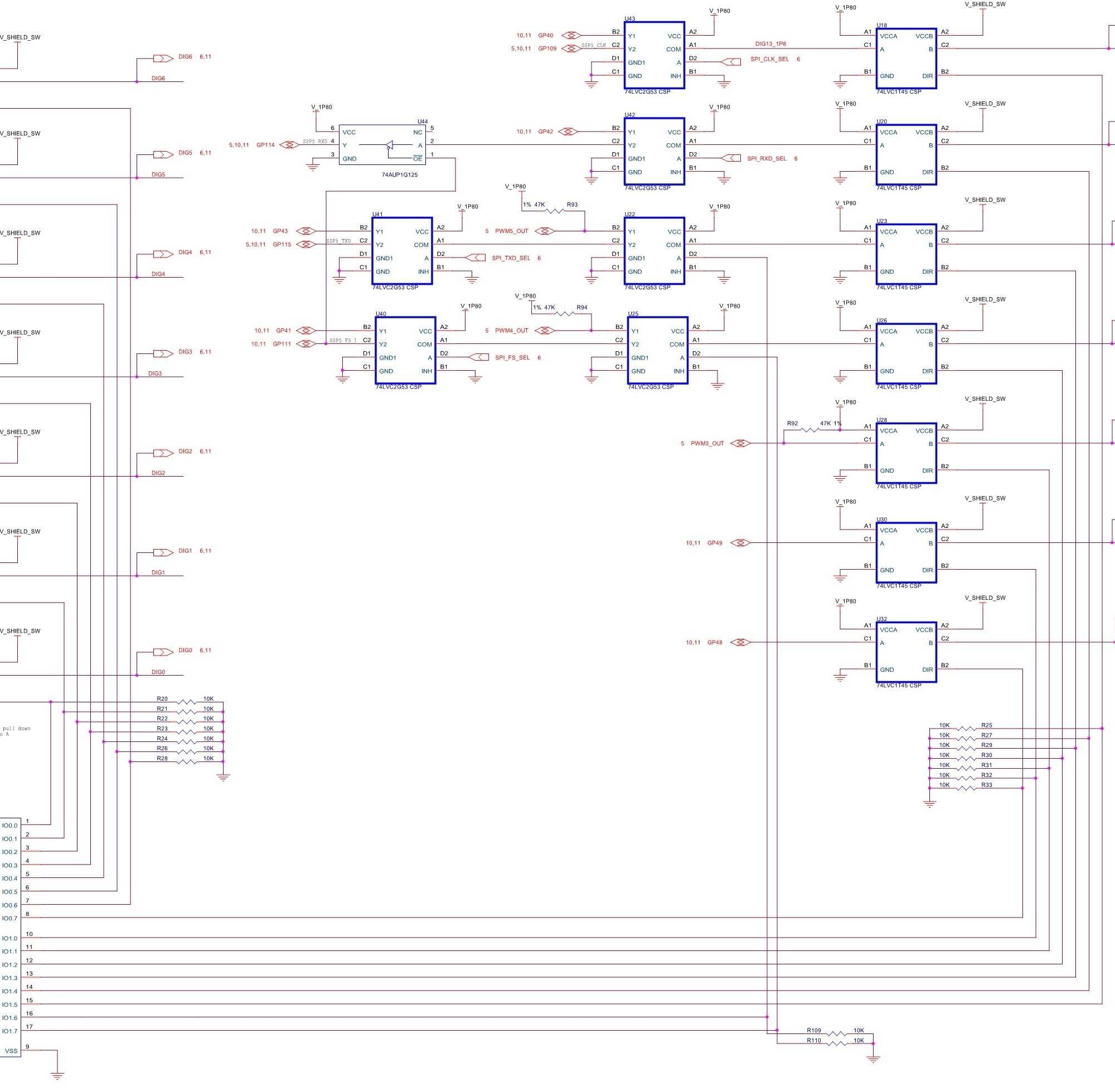 6 microsdtxs206是一个电夺移植收发器(voltage-translation