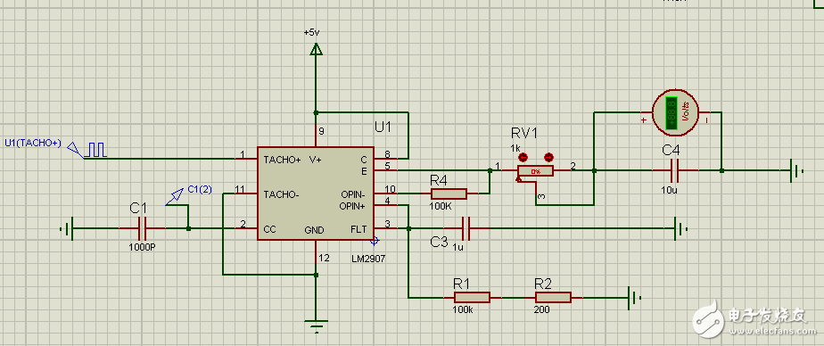 usb电压转5vdxp电路图