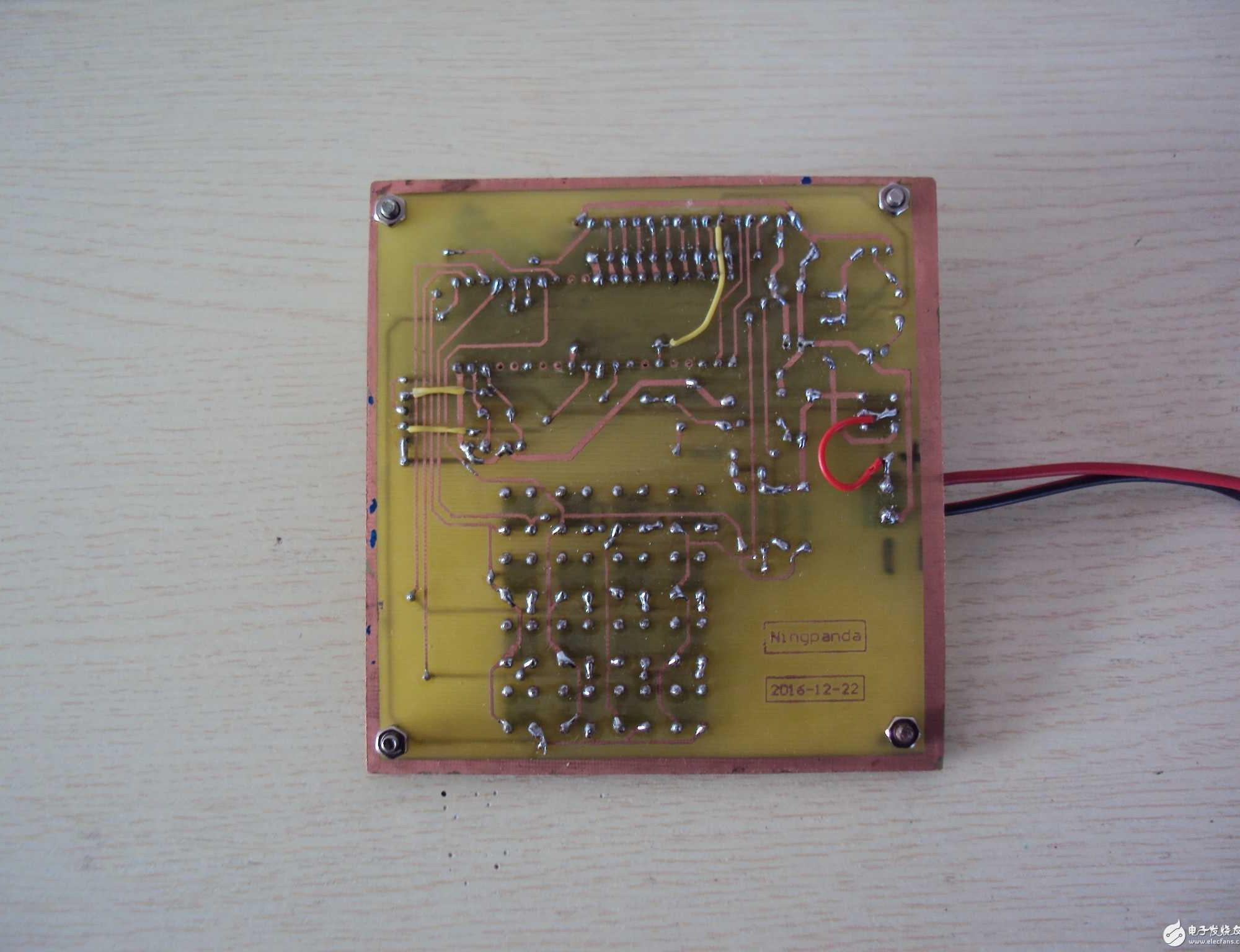 51单片机 1602液晶 按键做的简单计算器