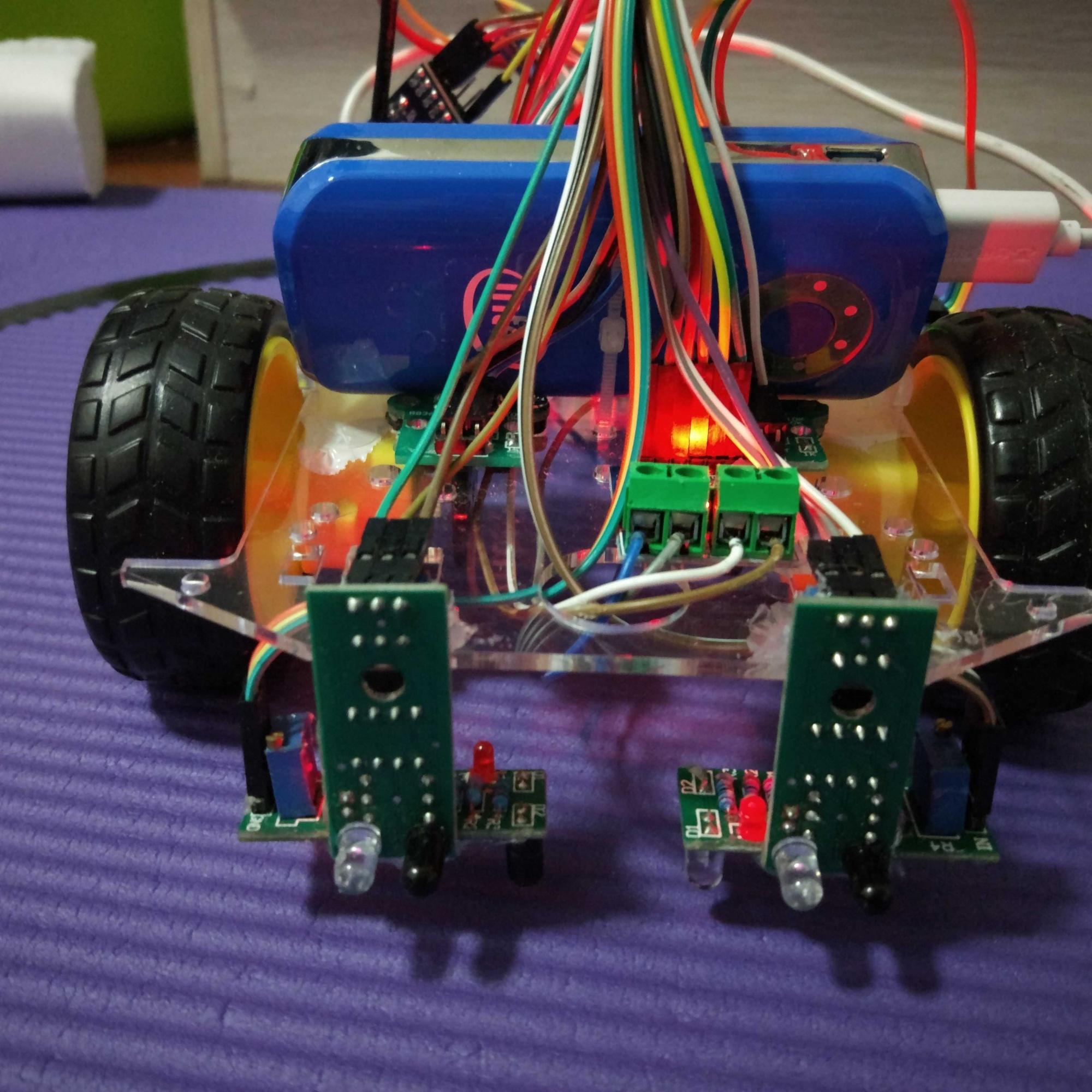 【orangepi zero试用体验】基于orangepi zero的智能小车 -- 结项