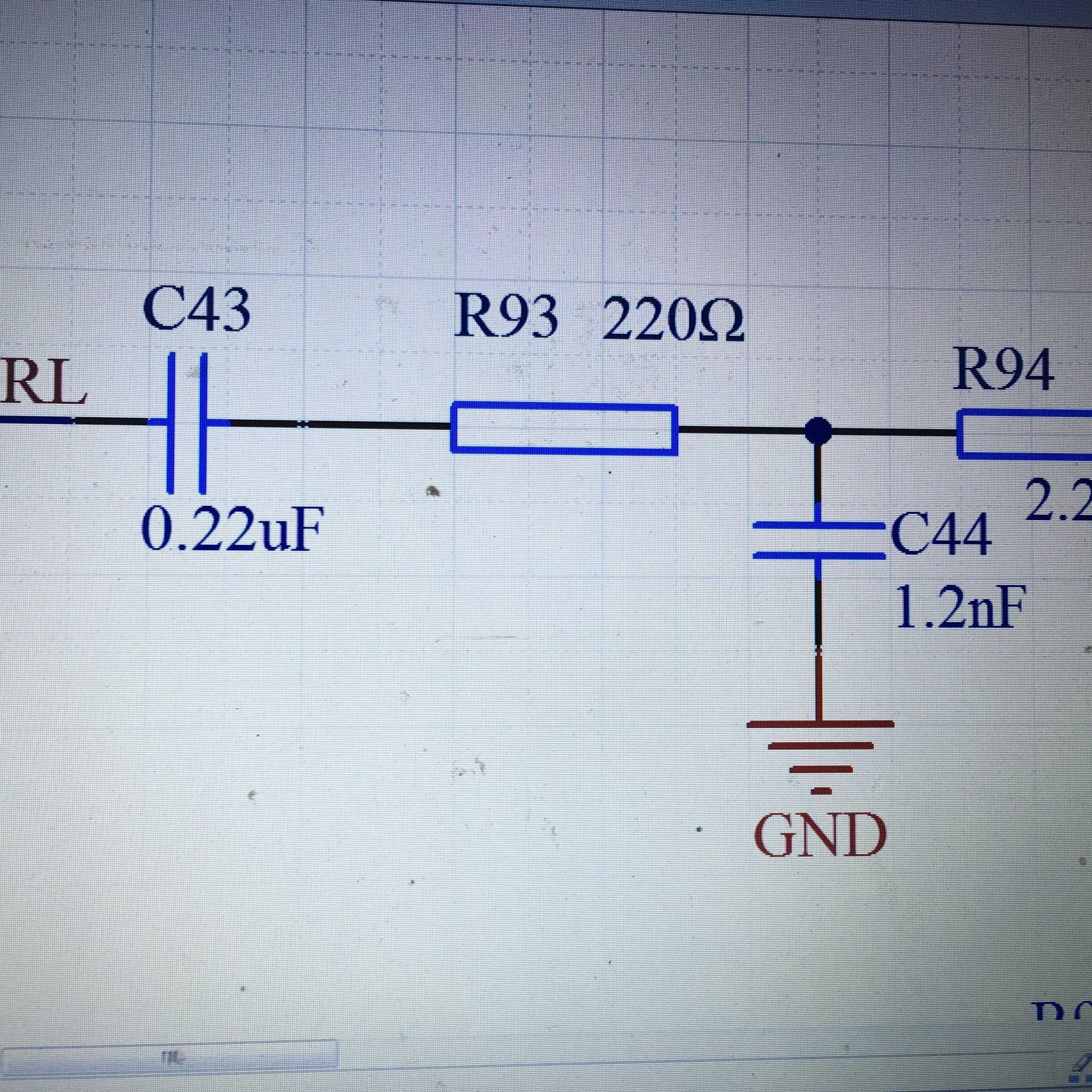 rc无源滤波器 - 电路设计论坛 - 中国电子技术论坛