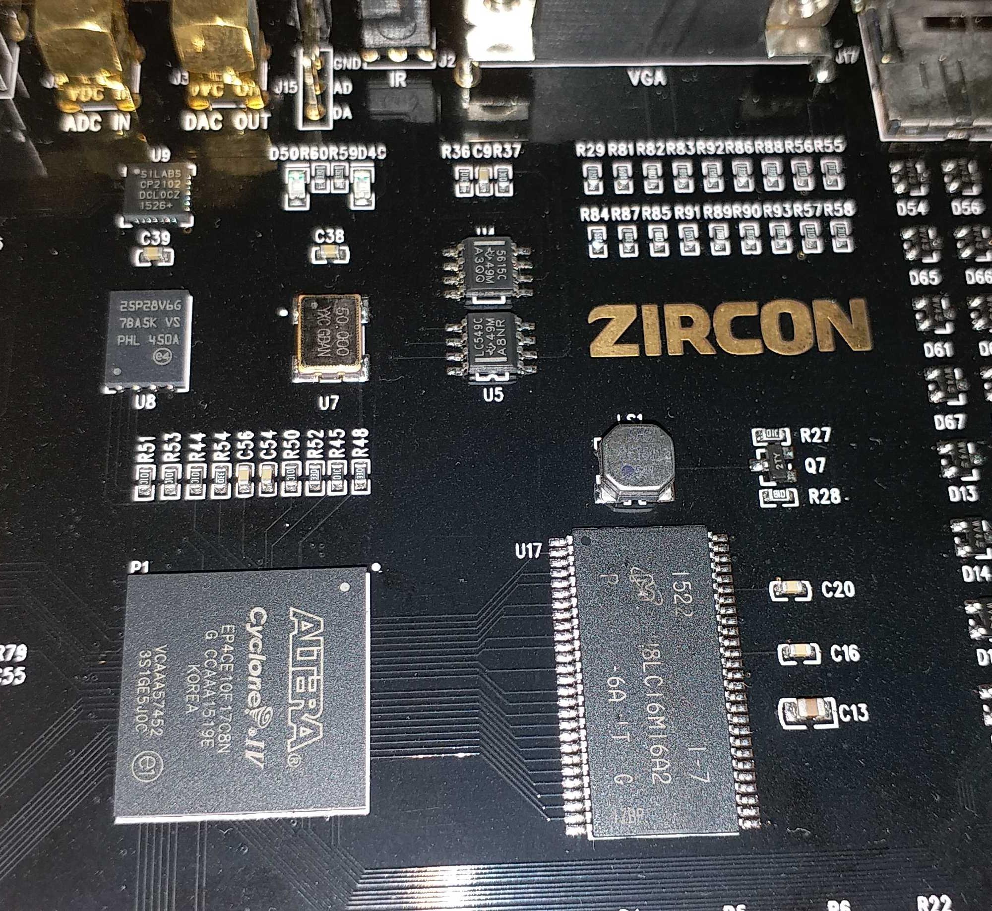FPGA(Field-Programmable Gate Array),即现场可编程门阵列,它是在PAL、GAL、CPLD等可编程器件的基础上进一步发展的产物。它是作为专用集成电路(ASIC)领域中的一种半定制电路而出现的,既解决了定制电路的不足,又克服了原有可编程器件门电路数有限的缺点。而提及学习Altera FPGA的利器,最具代表性的产品便是锆石科技-A4 FPGA开发板了,可谓是家喻户晓,随便找个人问问都能看见锆石的身影,不仅资料齐全,而且硬件方面设计得极为优秀,扩展接口与外围设备丰富,非常适合探
