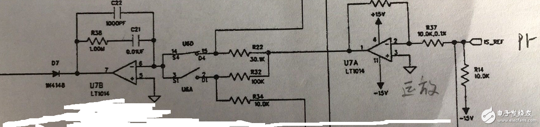 这块的积分电路怎么计算呢?电阻与电容串联是怎么回事